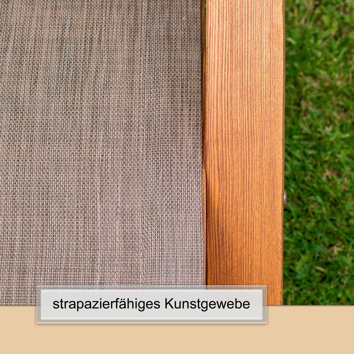 schaukel und liegestuhl rio 170x70 cm mit kopfkissen. Black Bedroom Furniture Sets. Home Design Ideas