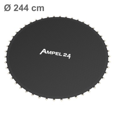 Ersatz Sprungtuch für Ø 244 cm, 48 Ösen (203 cm)
