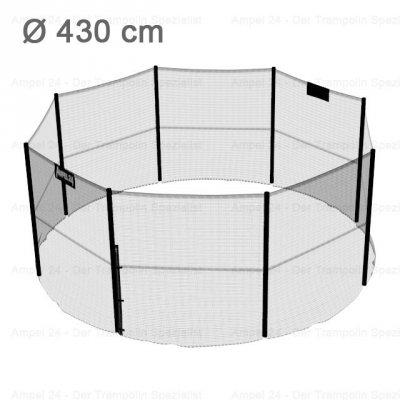 trampolin 430 cm zubeh r und ersatzteile. Black Bedroom Furniture Sets. Home Design Ideas