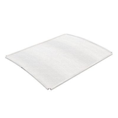 Ersatztuch für Sonnendach für Doppel-Sonnenliege Panama (weiß)