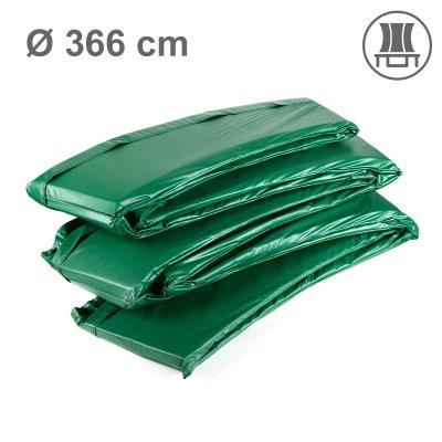 Deluxe Ersatz Randabdeckung Ø 366 cm, grün, für Ground Trampolin