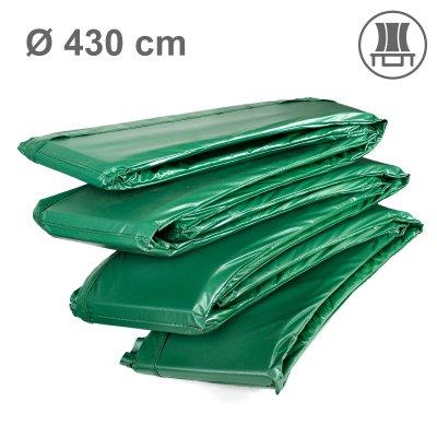 Deluxe Ersatz Randabdeckung Ø 430 cm, grün, für Ground Trampolin