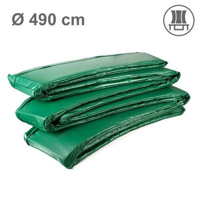 Deluxe Ersatz Randabdeckung Ø 490 cm, grün (Netz innen)