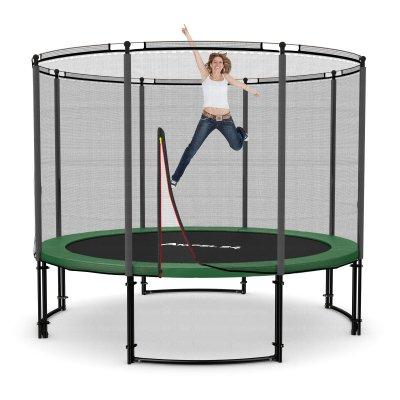 Deluxe Trampolin M - Netz außen (Ø 305 cm, bis 150 kg)