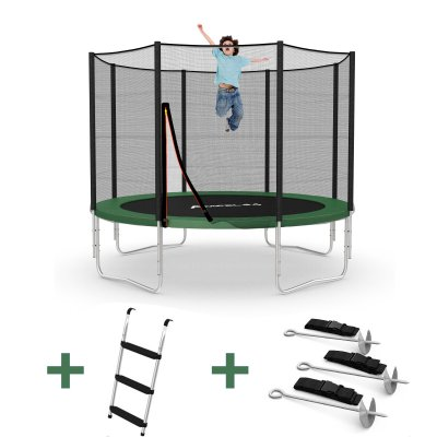 ampel 24 klassik trampoline. Black Bedroom Furniture Sets. Home Design Ideas