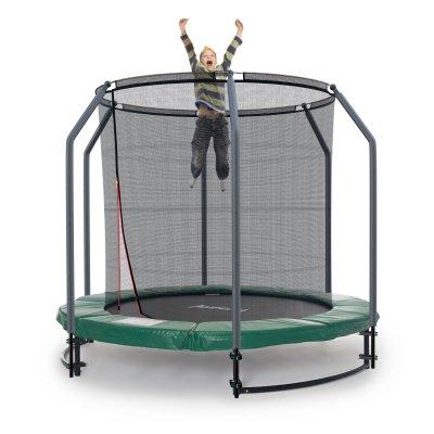 Deluxe Trampolin S - Ground (Ø 244 cm, für Kinder bis 35 kg)