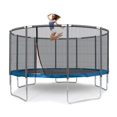 430 cm trampoline. Black Bedroom Furniture Sets. Home Design Ideas