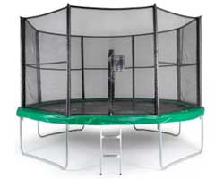Akrobat Orbit Trampolin
