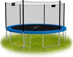 kleines trampolin elegant mit netz fr kinder with kleines trampolin free kleines trampolin mit. Black Bedroom Furniture Sets. Home Design Ideas